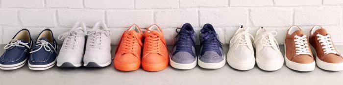 табела комплетности ципела