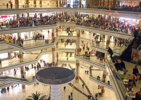 shopping ad Alanya in Turchia