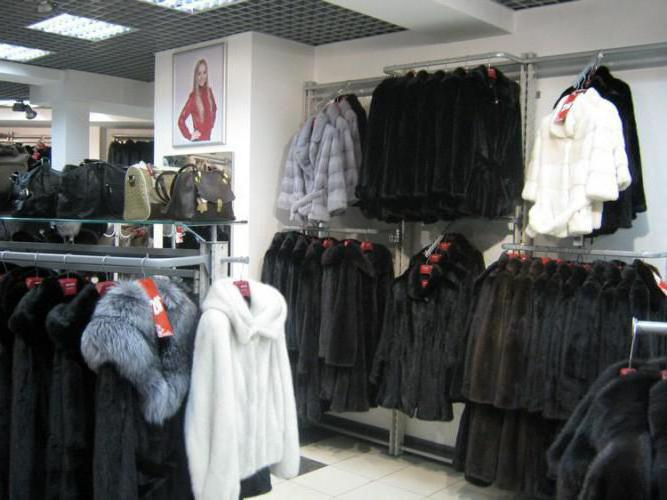 naslovi trgovin Alef v Moskvi