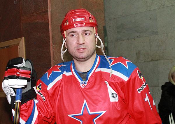 Kharlamov Alexander Valerievich