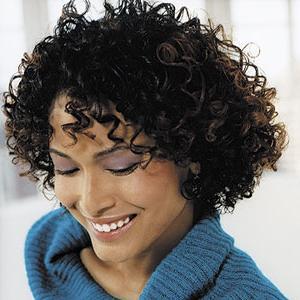 kako narediti kodre za kratke lase