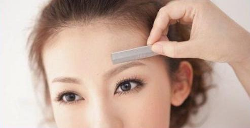 Oční stín tetování