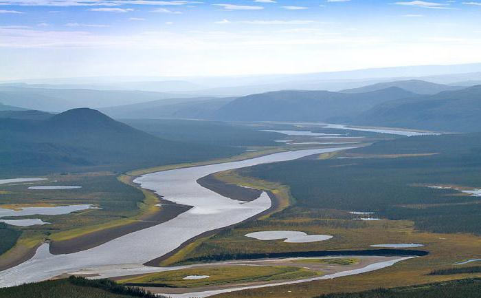Khatanga River