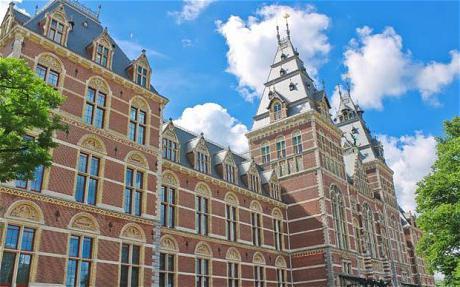 забележителности на Амстердам
