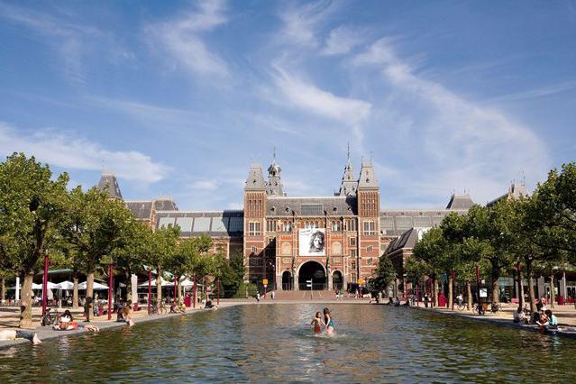 Амстердам забележителности снимки и описание