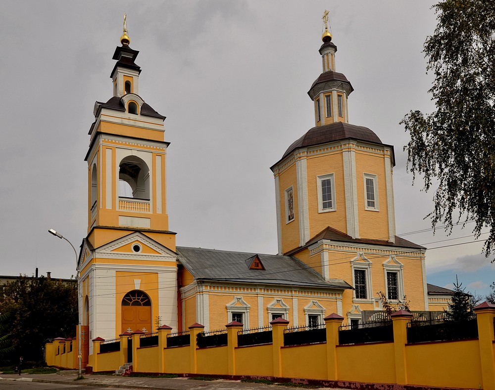 Горно-Николска църква