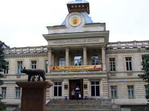 musei di chisinau