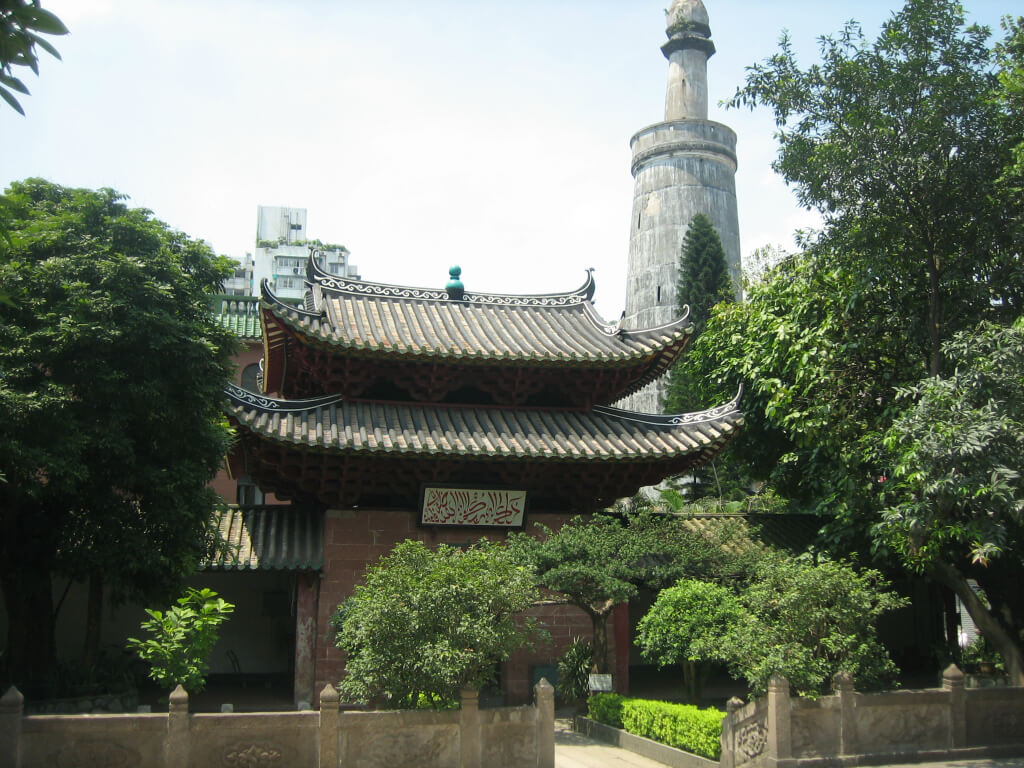 Drevna džamija Huaysheng