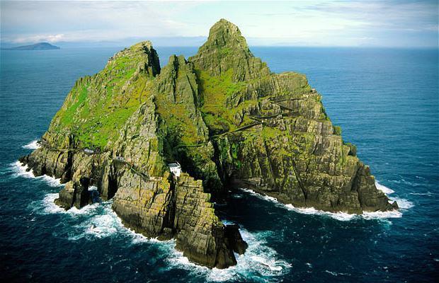 hrady z irska