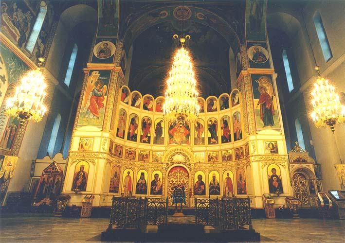 Cattedrale di Znamensky