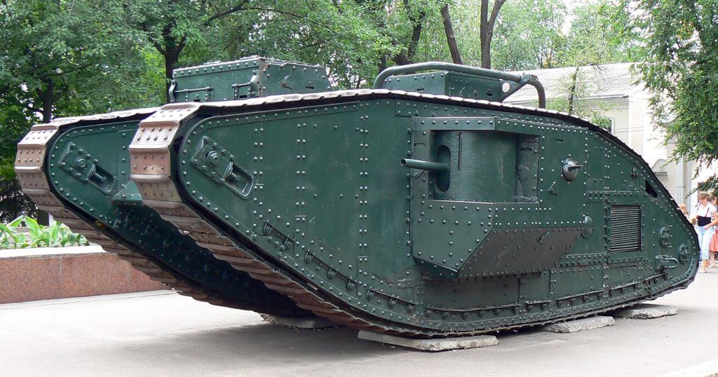 Britanski tank