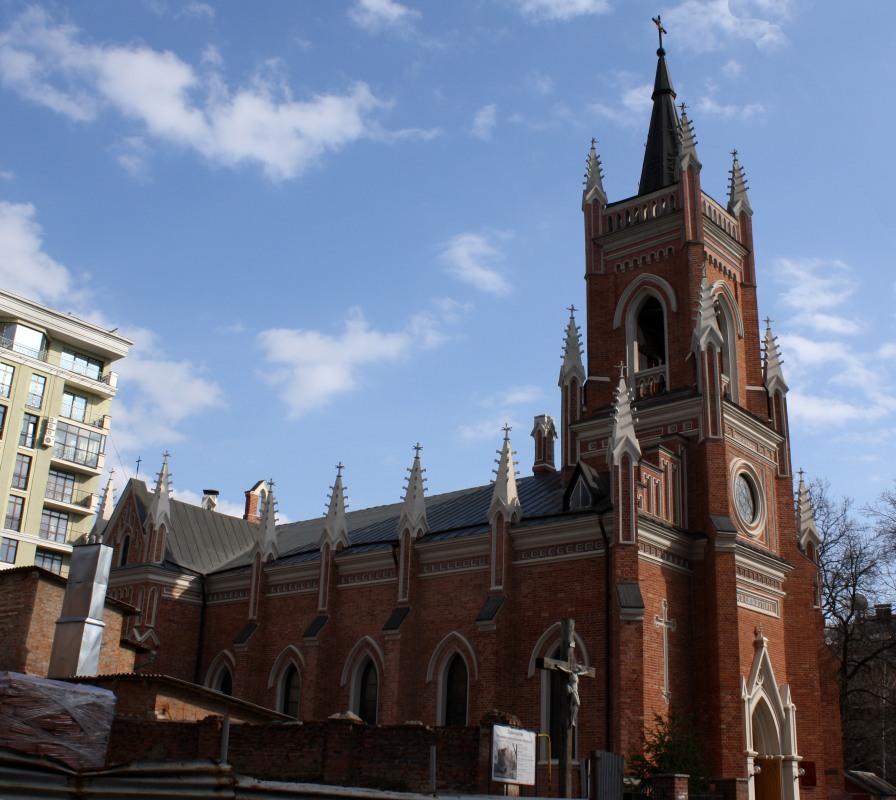 Katedrála v Charkově