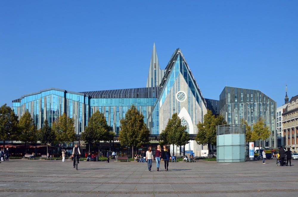 Attrazioni turistiche di Lipsia