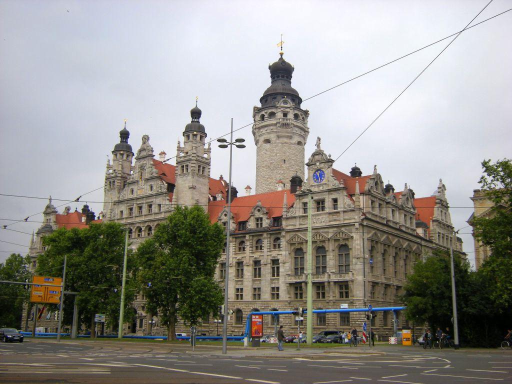 Attrazioni della città di Lipsia