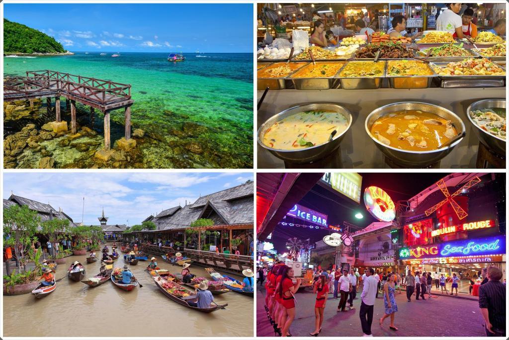 Caratteristiche di Pattaya