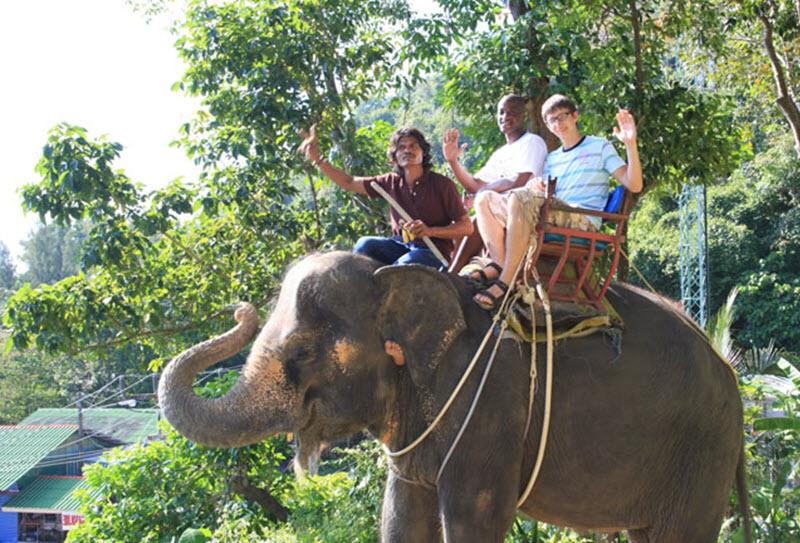 Villaggio degli elefanti