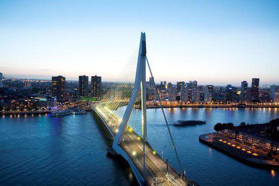 znamenitosti Rotterdama