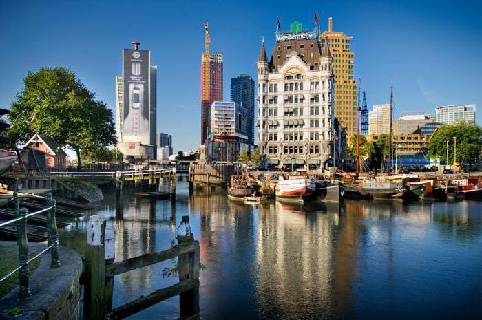 Bijela kuća u Rotterdamu