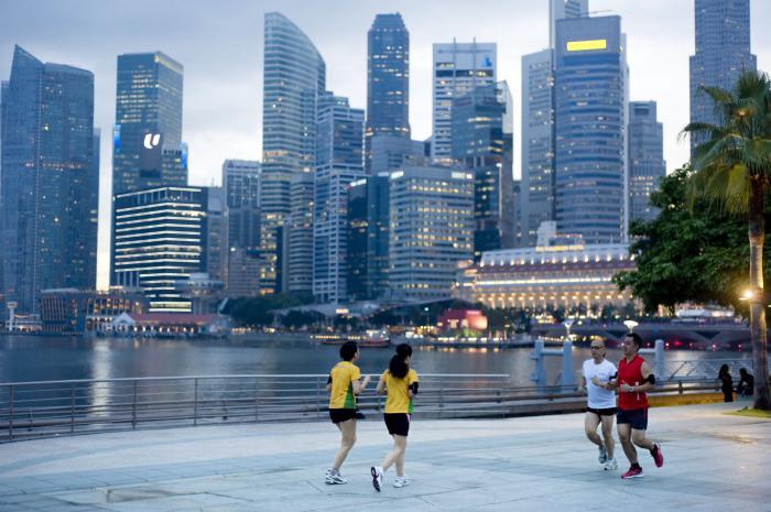 punti panoramici di Singapore