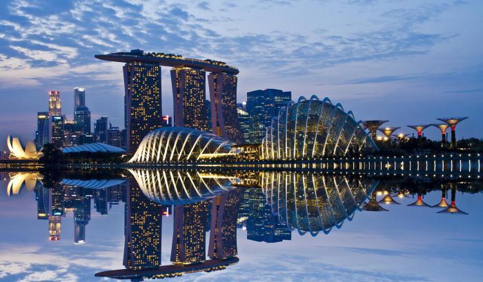 parchi di singapore