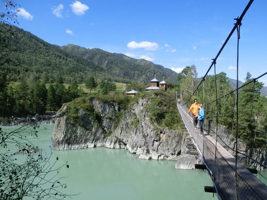 Escursioni nel Krai Altai