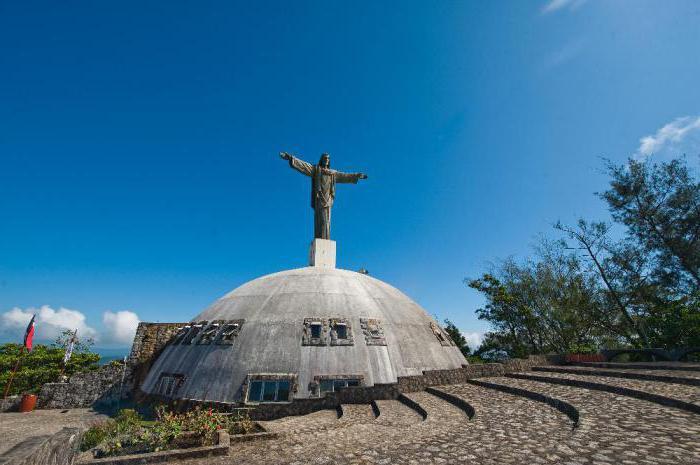 Foto turistica della Repubblica Dominicana