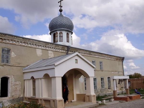 Monastero della Santissima Trinità