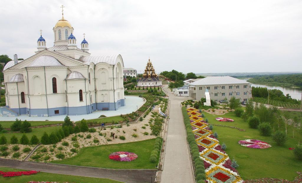 Monastero di Trasfigurazione Ust-Medveditsky