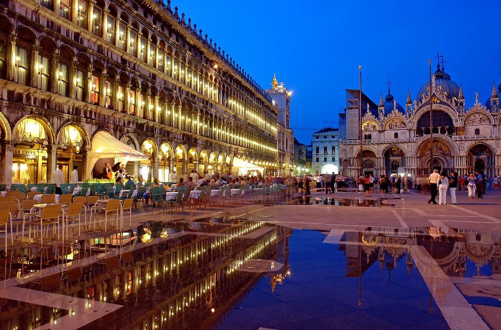Foto di attrazioni di Venezia