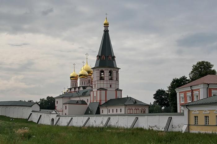 storia e monumenti di Valdai, regione di Novgorod