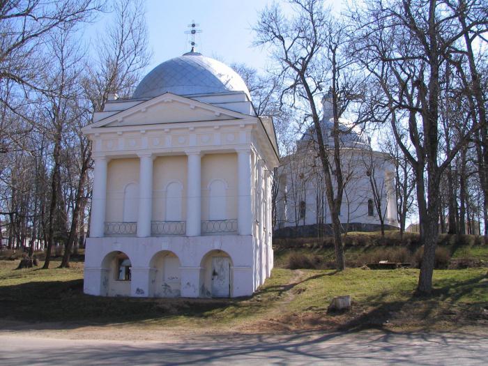 da Mosca a Valdai dalle attrazioni automobilistiche