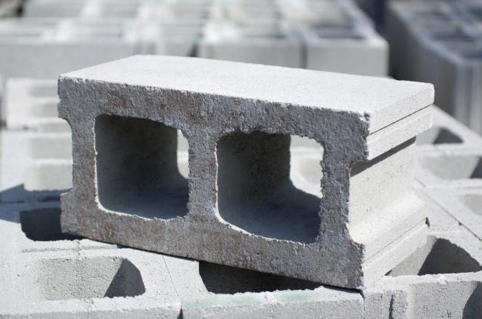 dimensioni dei blocchi di silicato