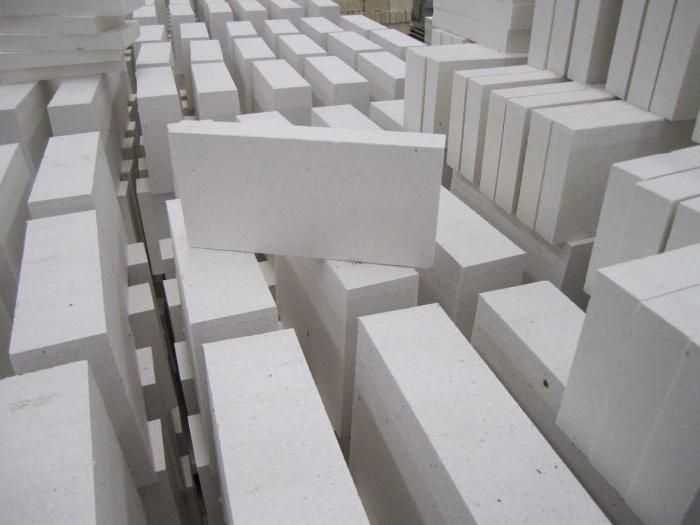 blocco di muro di silicato