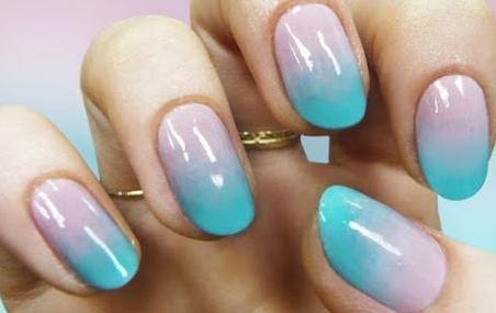 nokte s uzorkom