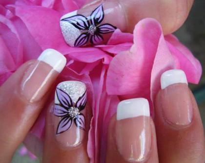 svjetlo nail art