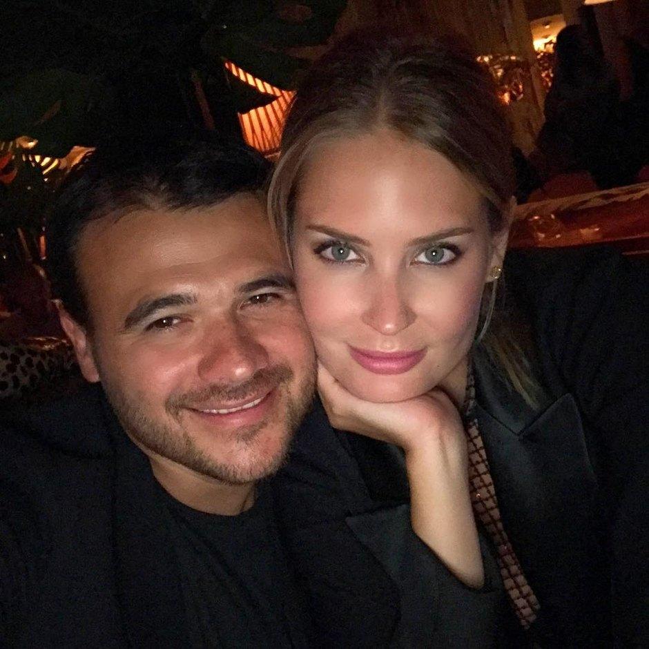 Emin Agalarov in Alena Gavrilova