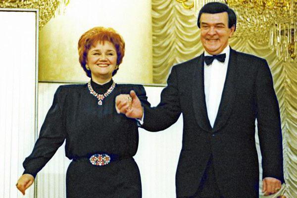 Tamara Sinyavskaya bambini