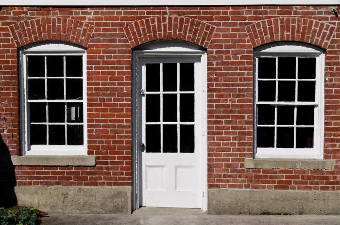 Размери на прозорците и вратите