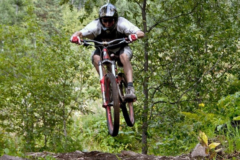 Стаза за брдски бициклизам