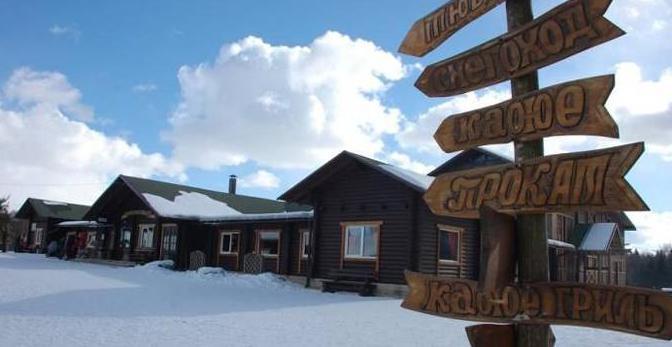 Parco montagne Yakut