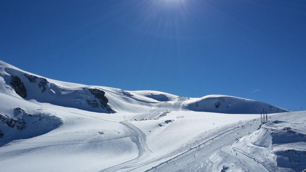 Snežno beli vrhovi