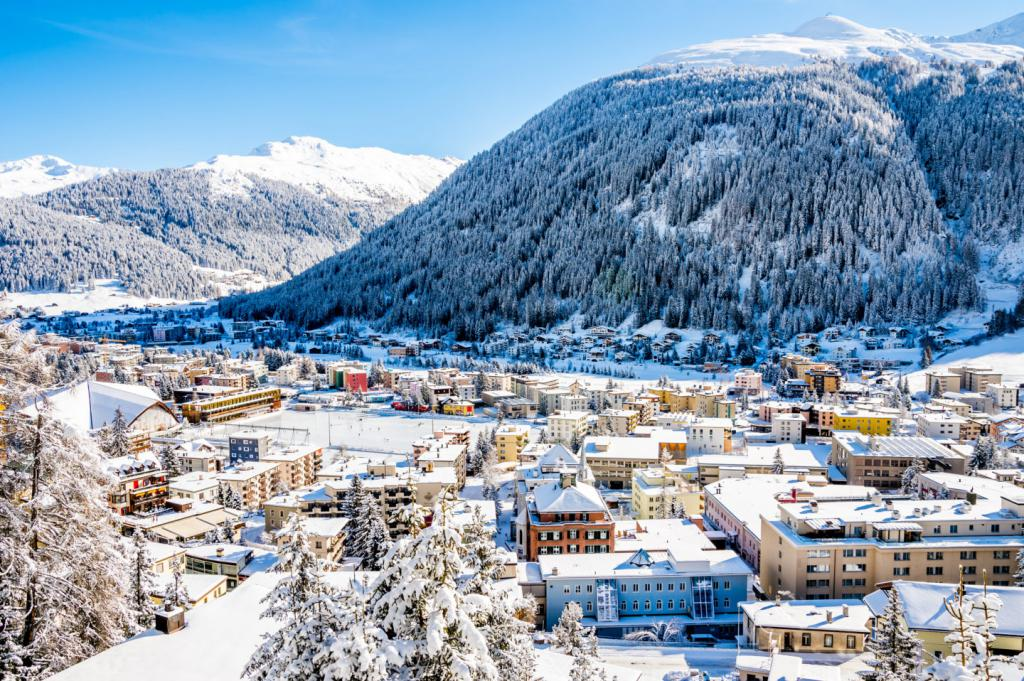 Davos resort
