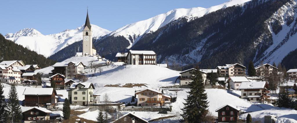 Švicarski Davos