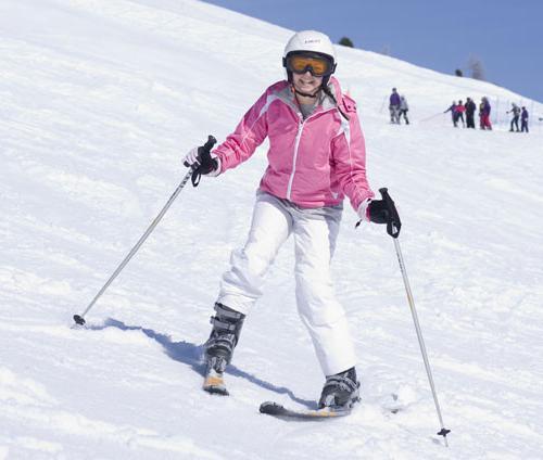 tecnica di sci alpino
