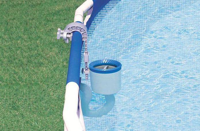 schiumatoio montato per la piscina