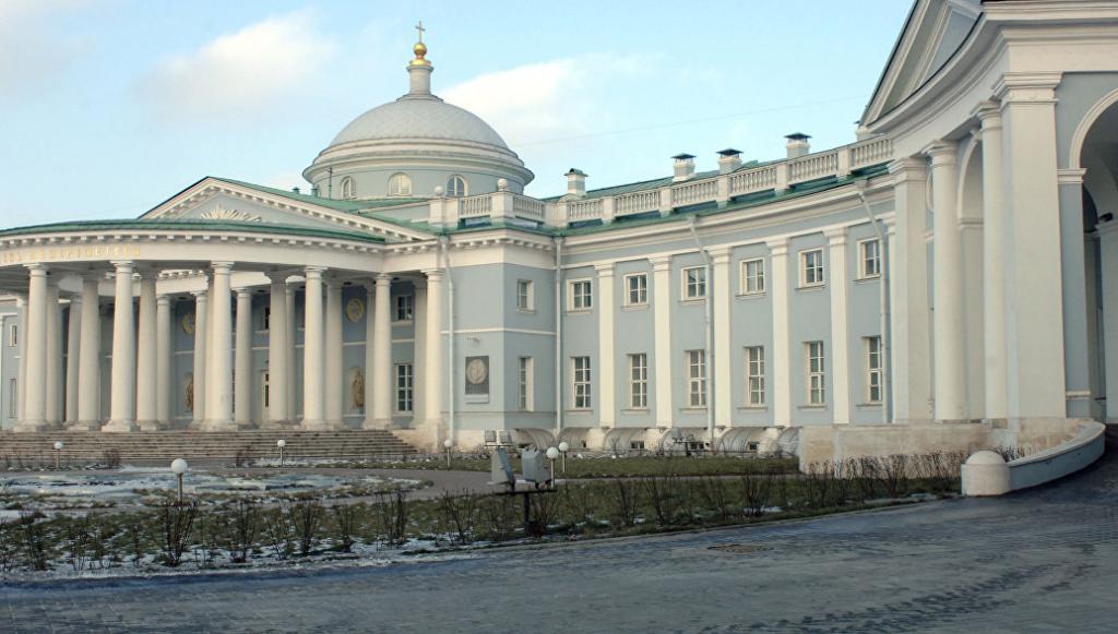 Istraživački institut po imenu Sklifosovski