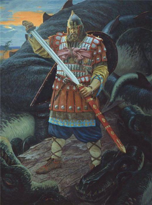 Славянски меч