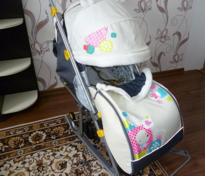 nadimak za kolica za sanjkanje djeca 7 2 lux