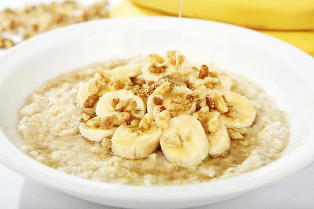 colazione con una corretta alimentazione per la perdita di peso