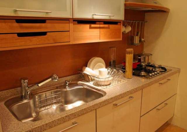 design della piccola cucina